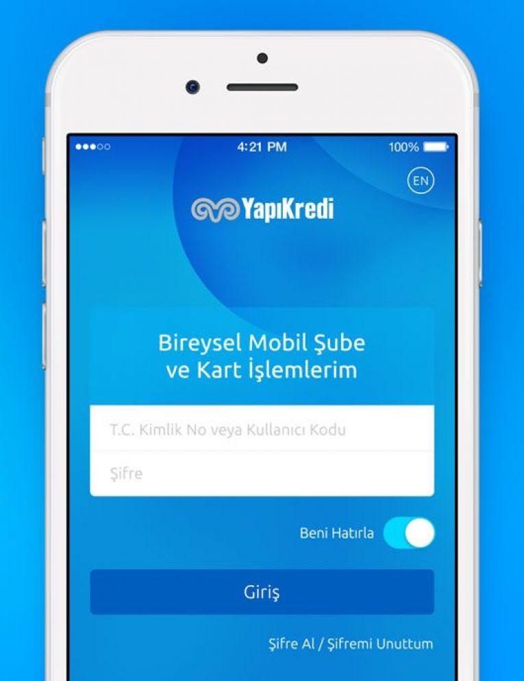 iOS11 güncellemesini ilk yapan uygulama Yapı Kredi Mobil oldu
