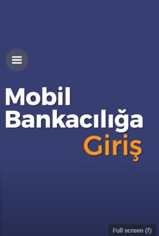 Mobil Bankacılık nedir? Mobil Bankacılık Uygulamaları Nasıl kullanılır?